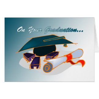On Your Graduation Card