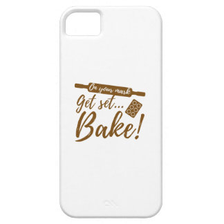 On Your Mark iPhone 5 Cover