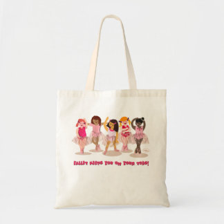 On Your Toes Ballerina Bag