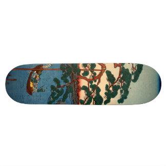 Onagigawa Gohonmatsu Skateboard