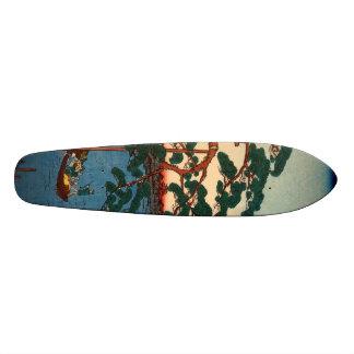 Onagigawa Gohonmatsu Skateboard Deck