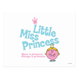 Once A Princess Post Cards