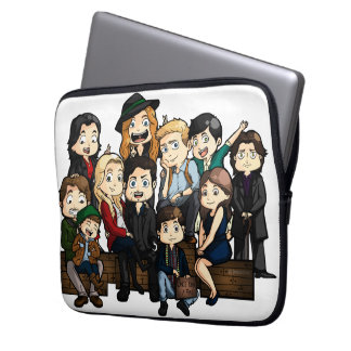 Once Family Laptop Sleeve