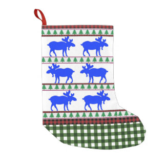 Once in a Blue Moose  - Stocking