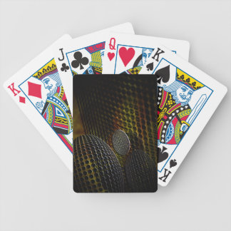 ONCE INSIDEa Bicycle Playing Cards