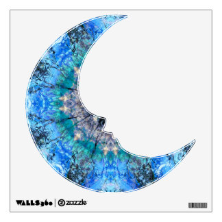 Once Upon a Blue Moon Wall Sticker