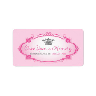 Once Upon a Memory | Custom Label