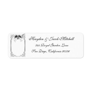Once Upon A Time Address Labels