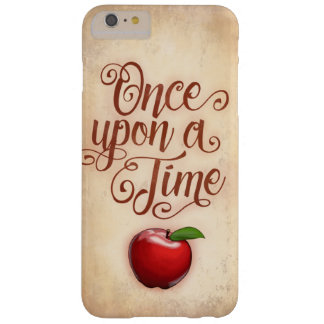 Once Upon a Time Barely There iPhone 6 Plus Case