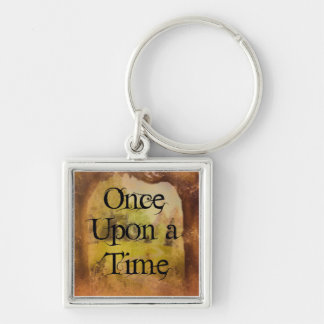 ONCE UPON A TIME Keychain