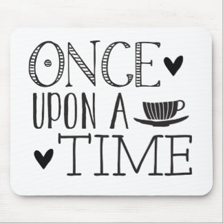 once upon a time mouse pad