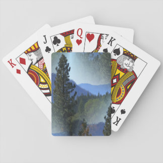 Once upon a time... playing cards