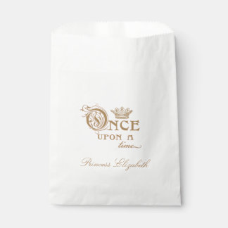 Once Upon a Time Princess Favor Bag