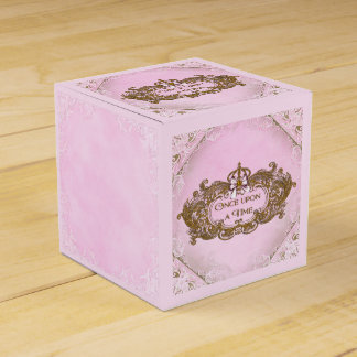 Once Upon a Time Princess Favor Boxes