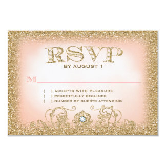 Once Upon a Time RSVP Card