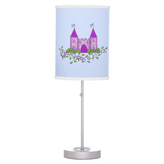 Once upon a Time Table Lamp