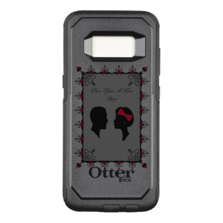 Once Upon Our Love Story phone case