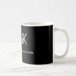 Oncle professionnel No Kids Mug Blanc