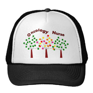 Oncology Nurse T-Shirts and Gifts Trucker Hat