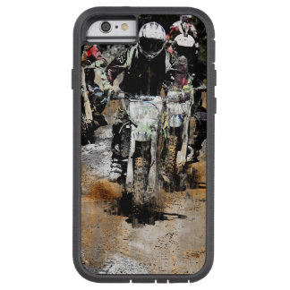 Oncoming! - Motocross Racer Tough Xtreme iPhone 6 Case