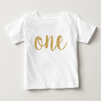 One. 1st birthday baby T-Shirt