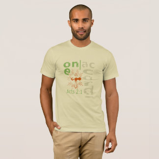 One Accord T-Shirt