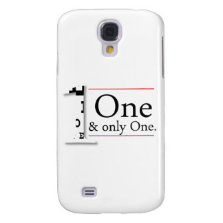 one and only one galaxy s4 covers