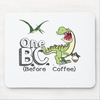 One B.C. Mouse Pad