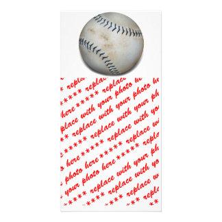 One Baseball Photo Cards