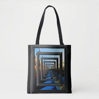 One Beach Two Beach Three Beach More! Tote Bag