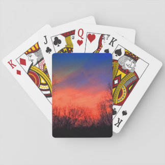 One Beautiful Evening Playing Cards