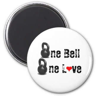 One Bell, One Love Magnet