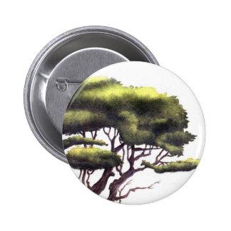One 2 Inch Round Button