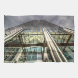 One Canada Square London Kitchen Towel