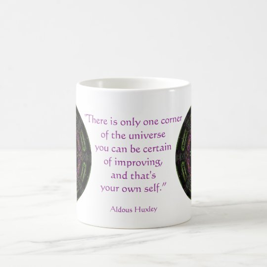 One Corner of the Universe Coffee Mug