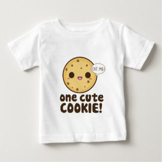 One Cute Cookie! Baby T-Shirt