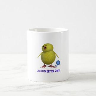 one cute easter chick mug