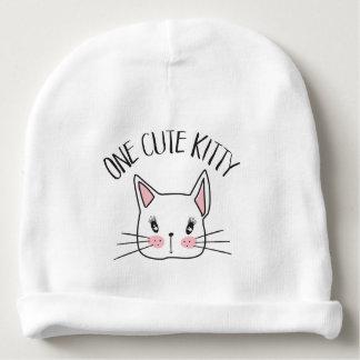 One Cute Kitty Beanie Baby Beanie