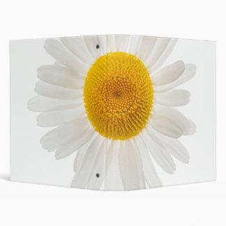 One daisy flower vinyl binders