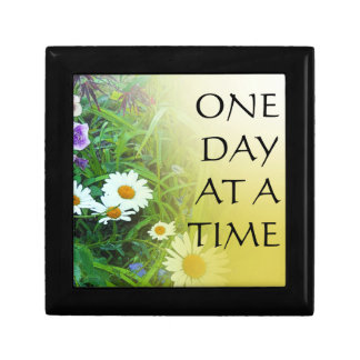 One Day at a Time Flower Garden Gift Box