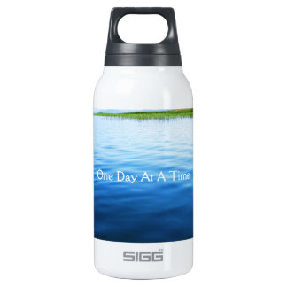 One Day At A Time Insulated Water Bottle