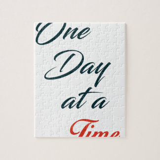 One Day at a time Jigsaw Puzzle