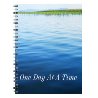 One Day At A Time Notebook
