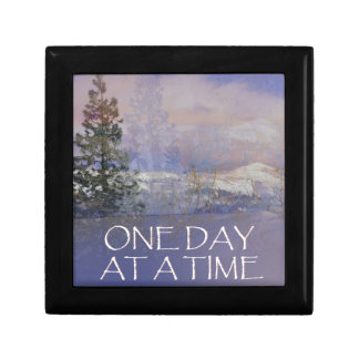 One Day at a Time Tres Hills Snow Gift Box