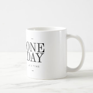 One Day Quote Mugs Gift Encouragement Challenges