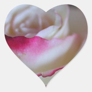 One Desire Heart Sticker