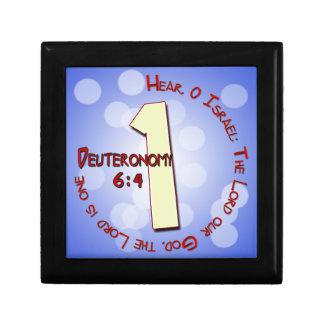 ONE Deuteronomy 6:4 SHEMA Gift Box