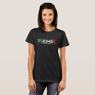 One Down, Five Up. Let's Ride! T-Shirt