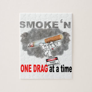 ONE DRAG AT ATIME_1 JIGSAW PUZZLE