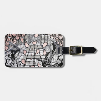 One Draw By Carter L. Shepard Luggage Tag